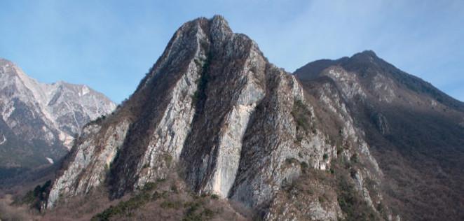 Spigolo Sud del Monte Glemina